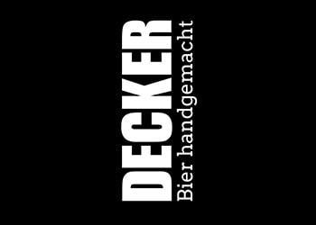 Decker Bier